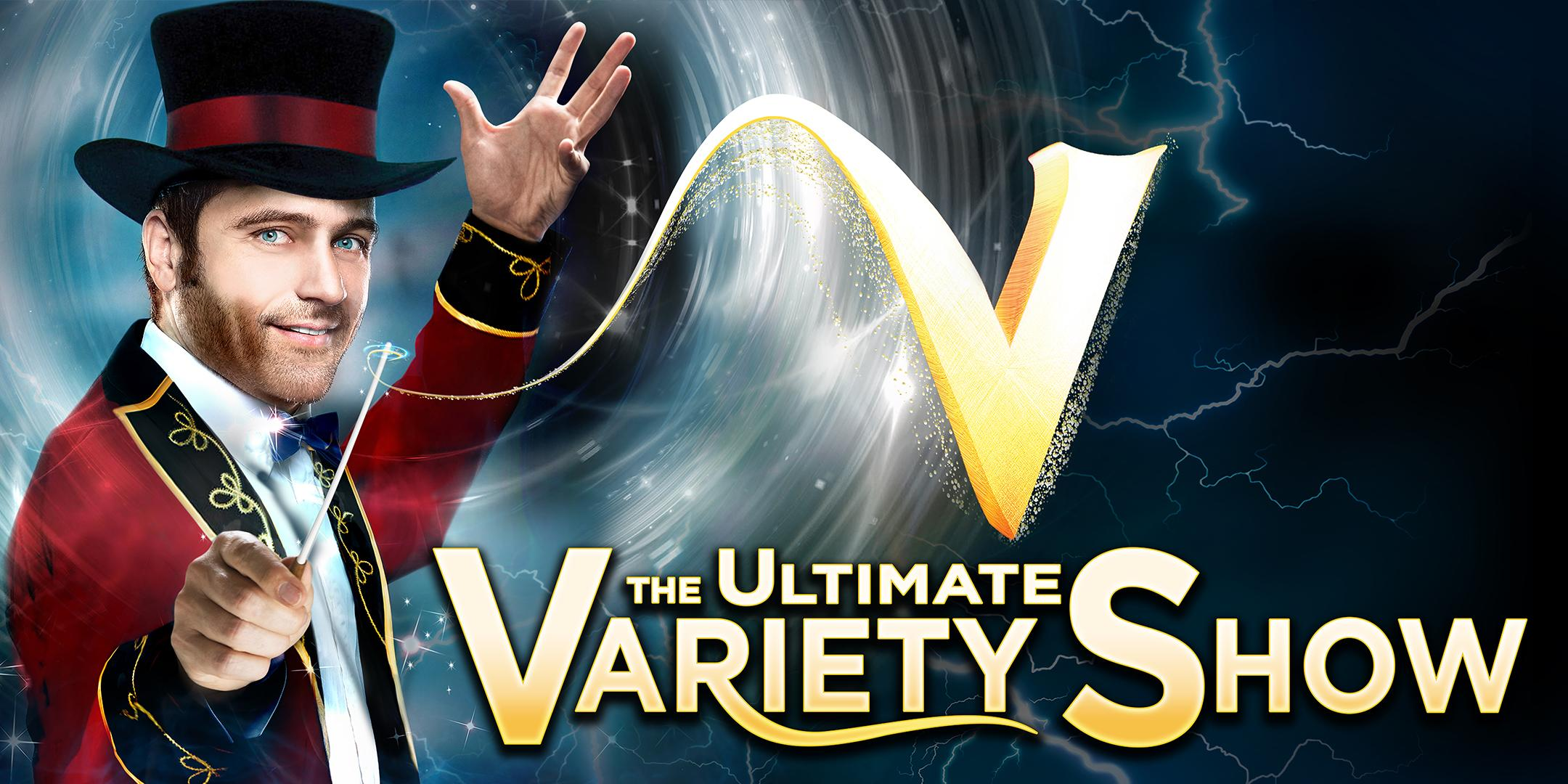 V - The Ultimate Variety Show GA 7PM