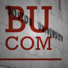 Boston University College of Communication logo