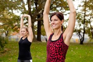 Horspool Farm Weekend Fitness Retreat, Nottinghamshire