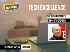 Tech Excellence with Florin Talpes
