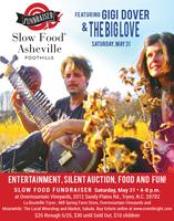 Slow Food Asheville Foothills Annual Fundraiser