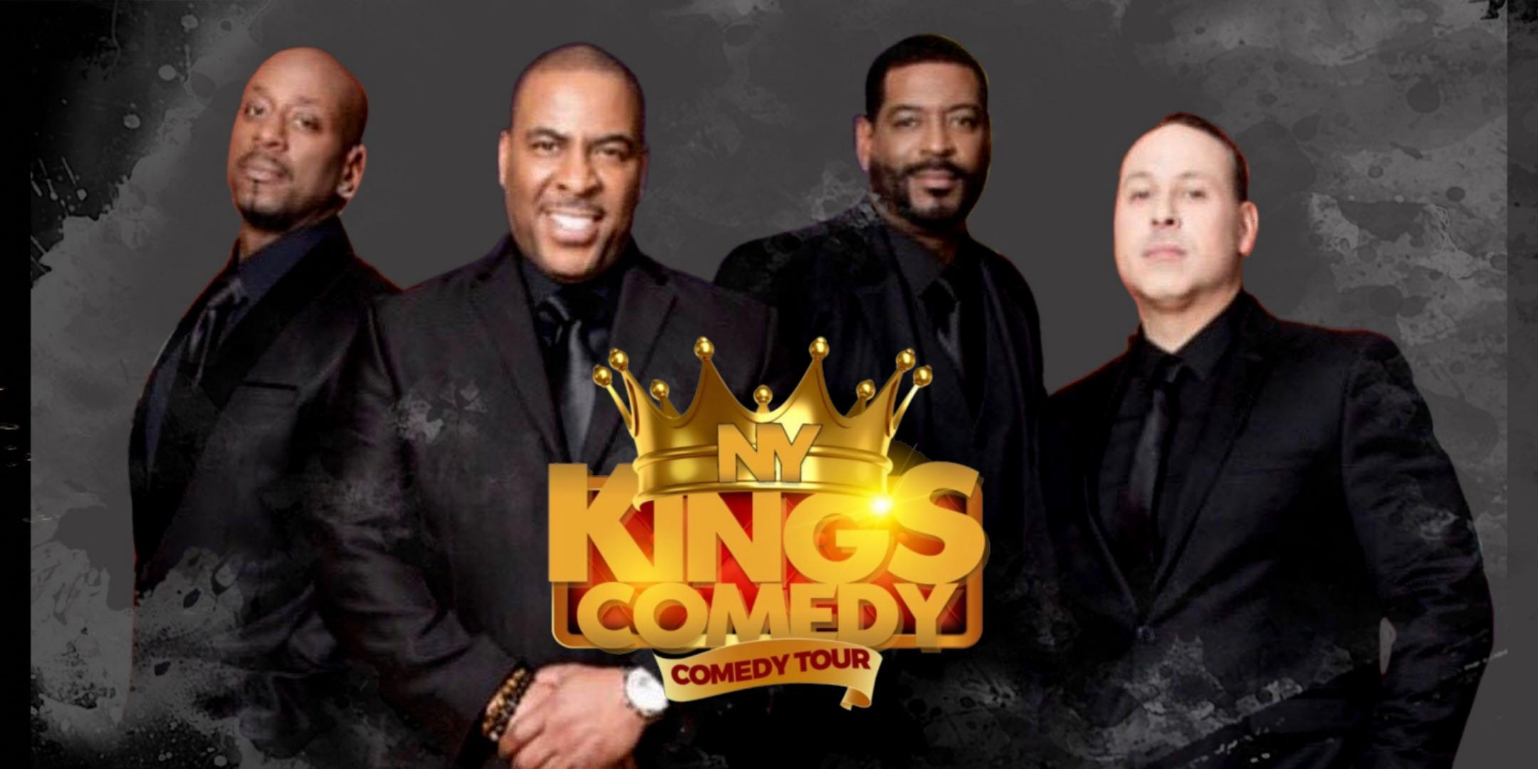 The Hollywood Black Comedy Festival Presents: The NY Kings