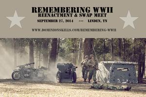 Remembering WWII 2014: Living History, Education and...