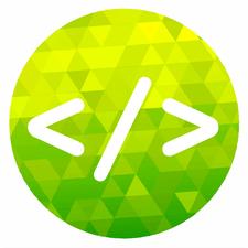 Code Palm Beach logo