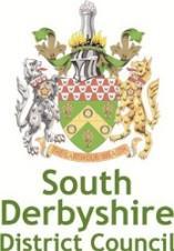 South Derbyshire District Council logo