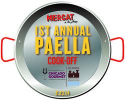 Mercat a la Planxa's 1st Annual Paella Cook-Off