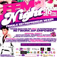 FEM Night: Female Entrepreneur Mixer