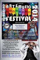 Homestead Art & Music Festival