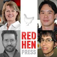 Red Hen Press: Amy Schutzer, Karen Shoemaker, Sean...