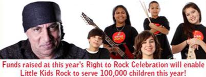 Little Kids Rock 10th Anniversary