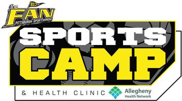 93.7 The Fan & Allegheny Health Network Sports Camp...