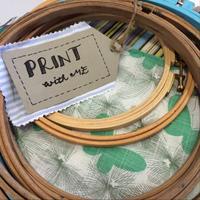 Topsy Turvy Print & Stitch a Flag Workshop