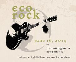 eco rock: A Benefit for Rainforest Action Network in honor...
