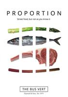 'Proportion' turning festival dining on its head!