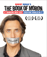 "Robert Dubac's ""Book of Moron"" 7/12 @ 8pm"
