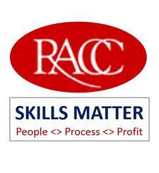 RACC's Schmidt Training and Technology Center logo