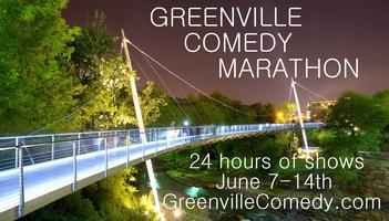 Greenville Comedy Marathon Guest Shows