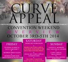 2014 Curve Appeal Convention & I Rock my Curve Appeal...