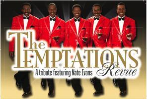 The Temptations Revue Concert at Oak Ridge High School