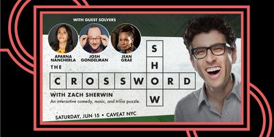 The Crossword Show with Zach Sherwin
