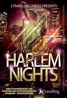 Harlem Nights-New York 2015