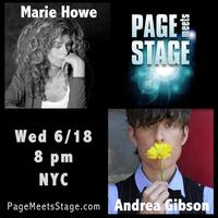 6/18/2014 Marie Howe & Andrea Gibson (YOU MUST BE 21+)