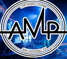 The Amp Room Presents logo