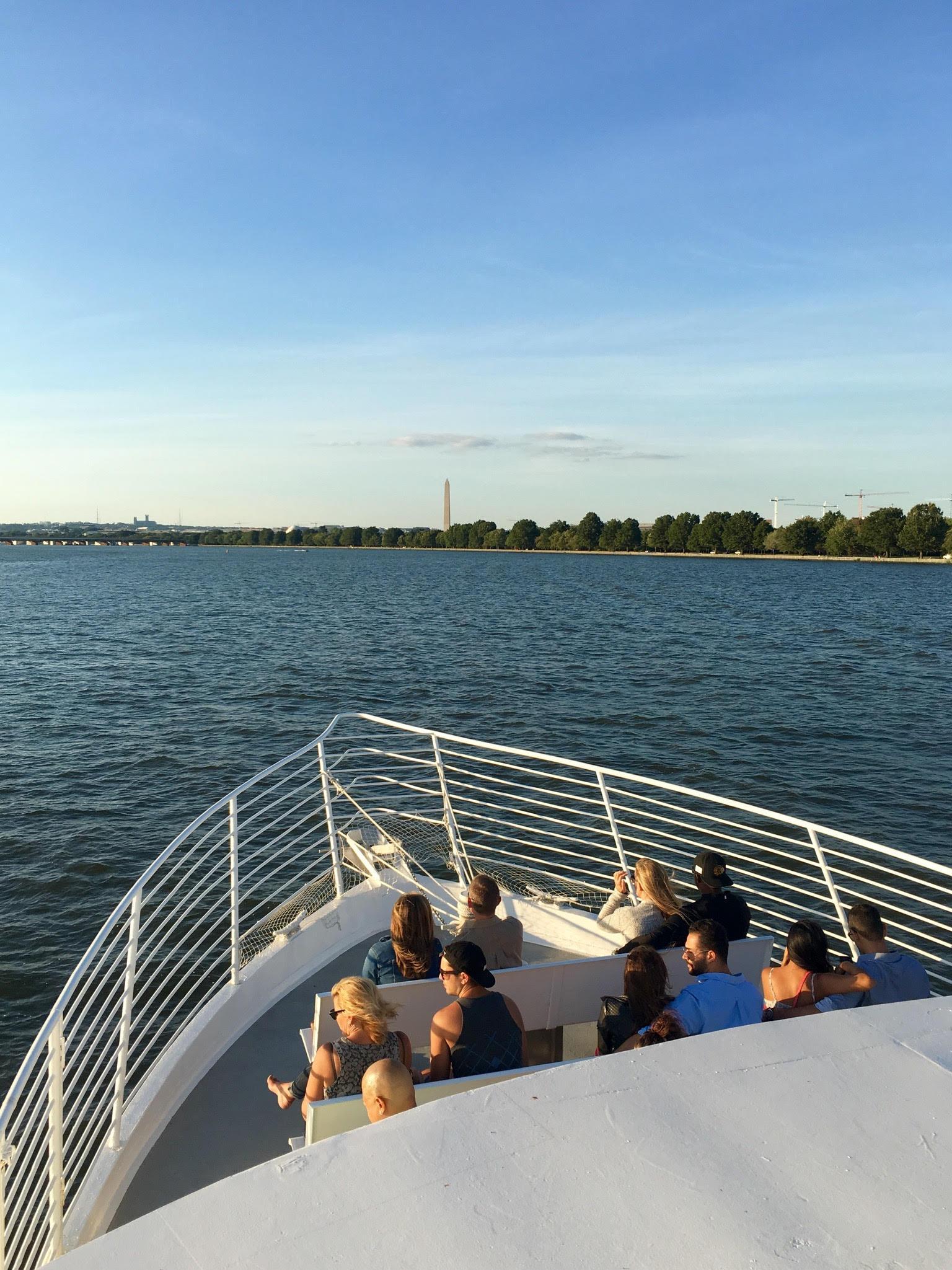 Summertime Harbor Cruise