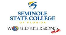World Religions Club Seminole State College of Florida  logo