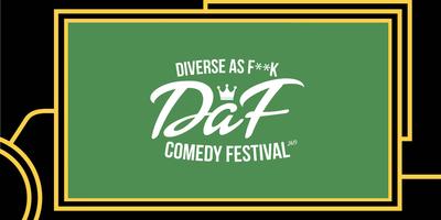 Diverse as Fuck Comedy Festival