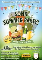 School of Hard Knocks Summer Party!!!