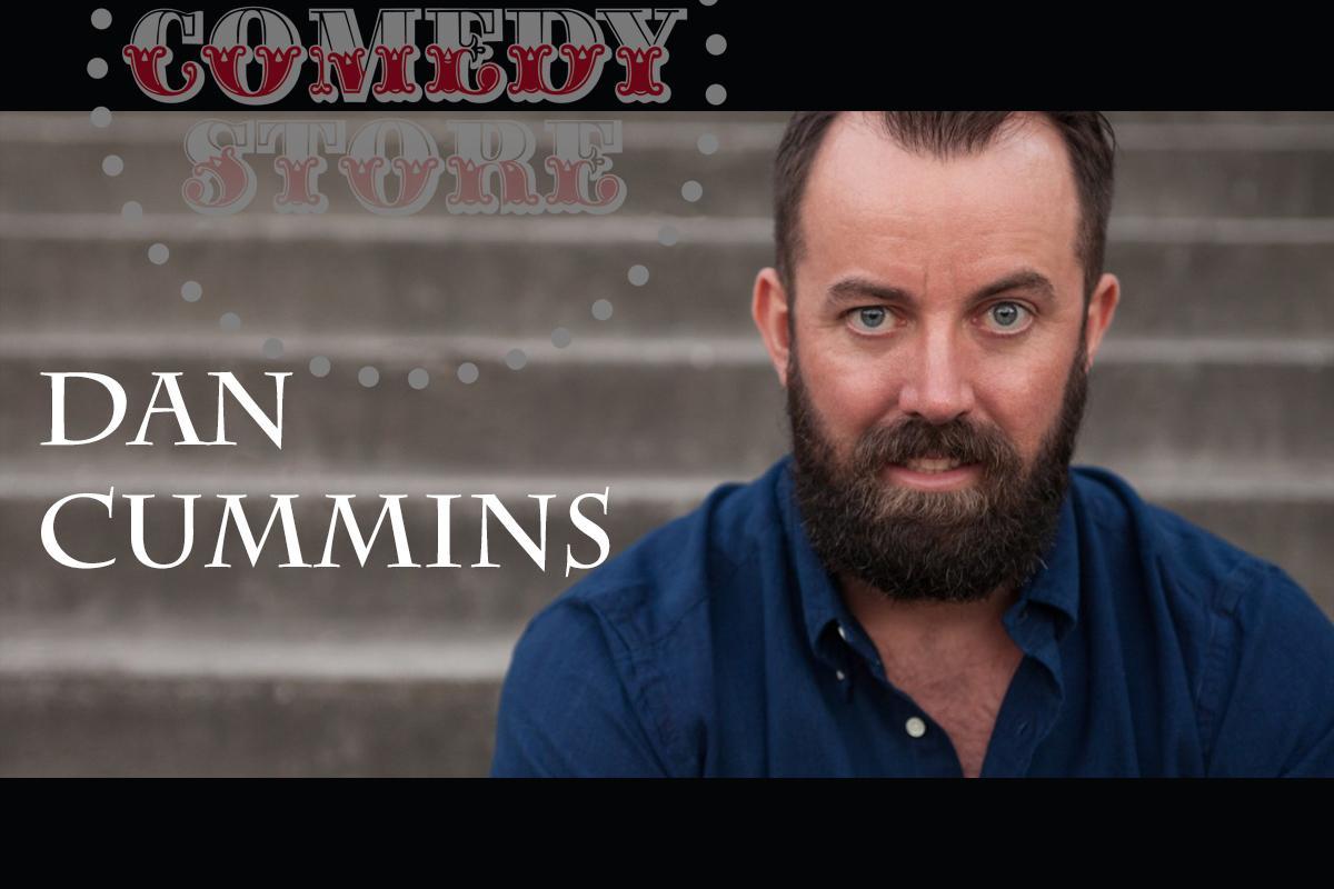 Dan Cummins - Friday - 7:30pm