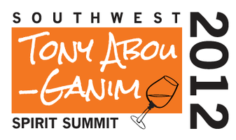 Tony Abou-Ganim Southwest Spirit Summit 2012