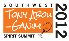 Tony Abou-Ganim Southwest Spirit Summit 2012 logo