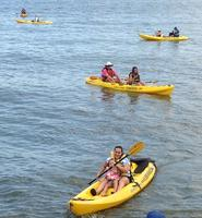 Free Kayaking at Stuy Cove - June 2014