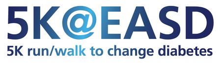 5K@EASD run/walk to change diabetes