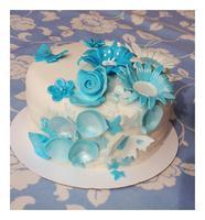 CELEBRATION CAKE DAY with winner of BBC Great British B...