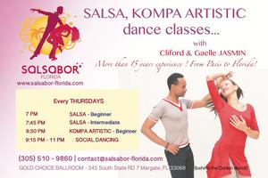 Salsabor Florida dance workshops & social in Broward -...