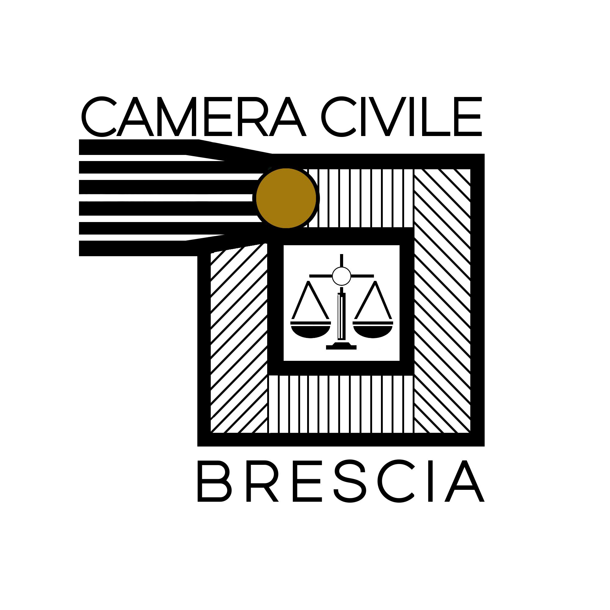 Camera Civile di Brescia logo
