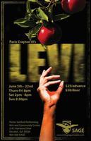 Levi (Rising Sage Theatre Company) Starring Taurean Blacque...