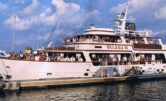 2014 Air Show Yacht Party