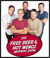 Free Beer & Hot Wings Jersey Shore LIVE Show