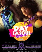 Just Friends ATL Day Party @theempireatl