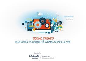 Social Trends: indicatori, probabilità, numeri e...