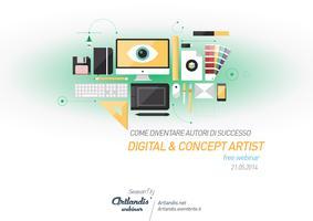 Digital & Concept Artist: come diventare autori di...