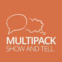 Multipack Presents with Show and Tell