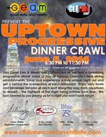 Uptown Progressive Dinner Crawl