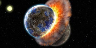 When Worlds Collide, Science