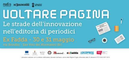 Voltare pagina - Le strade dell'innovazione...