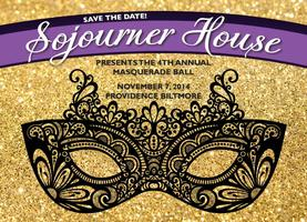 Fourth Annual Sojourner House Masquerade Ball